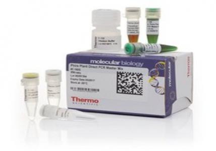 Thermo Scientific Phire Plant Direct PCR Master Mix ...