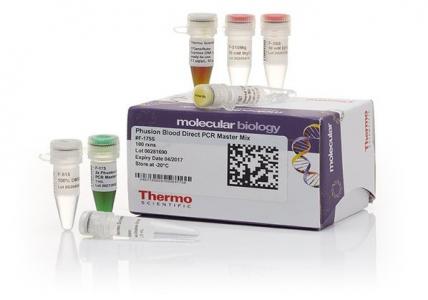 Thermo Scientific Phusion Blood Direct PCR Master Mix ...