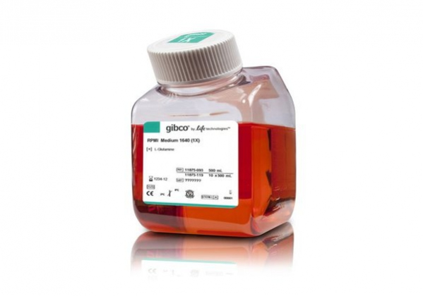 Thermo Fisher Scientific RPMI 1640 Medium, 500 ml ...