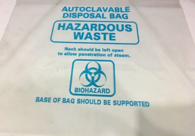 Autoclave bag, 610x810mm, 200/pack
