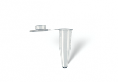 GGB 0.2ml Thin Wall PCR Tubes, Flat Cap, Clear, Bag
