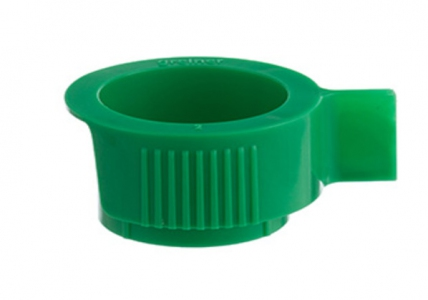 Greiner Bio-one Easystrainer 40uM, for 50ml Tubes, For Tubes 227XXX/210XXX, Green, Sterile, Single Packed, 50pcs/case