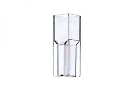 Greiner Bio-one Semi-Micro-Cuvette, 1.6ml, PS, 12.5x12.5x45mm, Crystal-clear, 100pcs per box