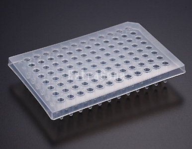 PROMO Extragene PCR plate 96 well, half skirted, per pack