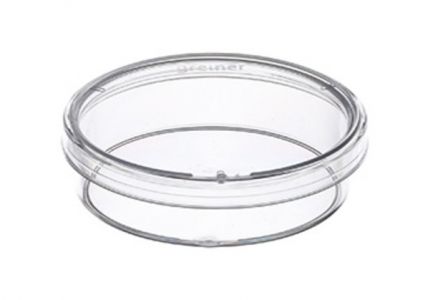 Greiner Bio-one Cell Culture Dish, PS, 35/10mm, Vents, CELLSTAR TC, Sterile, 10pcs/bag, 740pcs/case