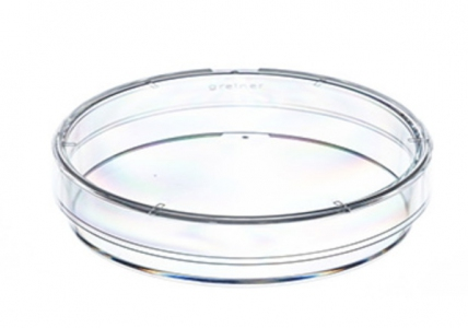 Greiner Bio-one Cell Culture Dish, PS, 60/15mm, Vents, CELLSTAR TC, Sterile, 10pcs/bag, 600pcs/case
