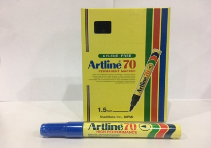 Artline Fine point permanent marker
