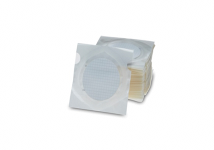 Whatman™ Membrane Circles, Cellulose Nitrate, White Gridded, Sterile 0.45µm 47mm 100/pk