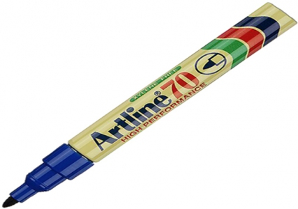 Artline Permanent Marker 70 1.5mm - Blue