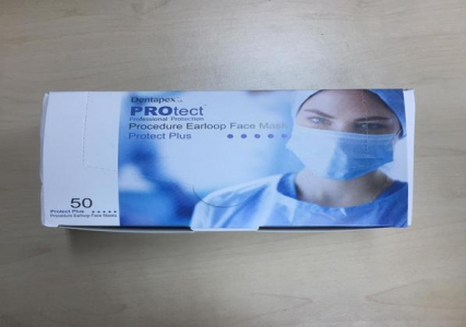 Procedure Earloop Face Mask (50pc/box)